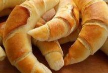 chleba a rohlíky