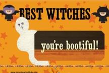 Halloween Vision Cardz(TM) / by Joyce Schwarz