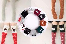 Kids Animal Socks