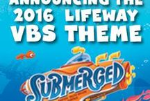 Submerged! VBS 2016 / by Rachel Christie