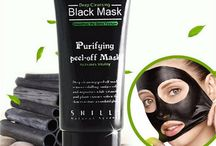 Activated Charcoal Facial Mask Cleaner