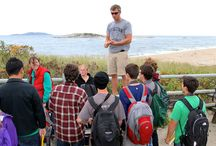 Maine Coast Semester at Chewonki / Maine Coast Semester at Chewonki provides a challenging academic program for a small number of highly motivated and academically capable high school junior students in Wiscasset, Maine.