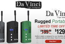 DaVinci Vaporizer Coupon Codes / DaVinciVaporizer.com is an online store offers the original and ascent vaporizer, accessories, charger, case, and aromatherapy essential oil blends. For more coupons and deals visit: http://www.couponcutcode.com/stores/davinci/