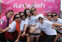 Funky Fish Events / See how our consumers have fun while participating in Funky Fish sponsored events!