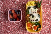 Bento Box Recipe Inspiration and Step-by-Step Guides / Make the most adorable Bento Boxes! Check out these creative meal ideas for healthy lunches galore. Step-by-step guides come in handy when bringing Bento Box recipes to life—even the easy ones!
