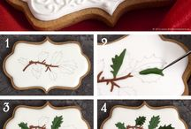 Sugar cookie decoration tutorial