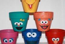 vasos divertidos