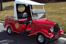 Crazy Golf Carts / by Callaway Golf