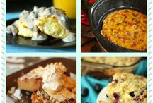 Breakfast foods / by Linda B