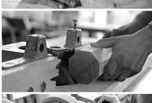 Sweat, saw dust and passion / Get a closer look at what happened on behind the scenes. We celebrate craftsmanship.