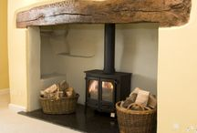 woodburning stoves and fireplaces