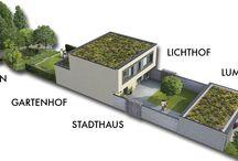 DIE LICHTUNG, Köln / Fünf Lebensräume - eine Adresse. In Köln-Lövenich entstehen     21 Unikatimmobilien, die Privatheit, Naturnähe und Urbanität optimal miteinander vereinen. Weitere Infos auf www.lichtung-koeln.de