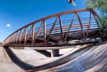 skateboarding / by Juan Cisneros