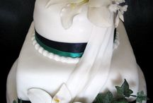 My Wedding cakes and capcakes