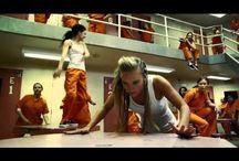 Películas de prisión ; de cárceles ...