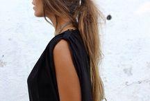 Ponytail Hairstyles / Hair