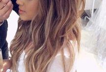 Păr împletit franțuzește