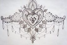 Tattoos Drawings <3.<3