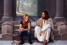 Chrystus greg olsen
