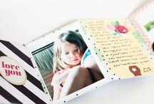 Scrap | Mini Books / Scrapbook mini album inspiration / by Simple Scrapper