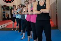 Adult Kickboxing / #kickboxing / by Maplewood Karate