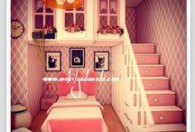 merdivenli yatak
