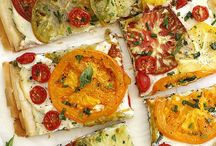 Easy Appetizer Recipes / Quick and easy appetizer recipes for parties, before dinner and other social events.