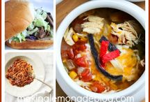 Crock Pot-Yyuuummm / Crock Pot Recipes / by Alexis Pappas-Rushing
