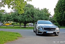 Mercedes-Benz / by Lisa ThecarAddict