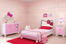 Hello Kitty Bedroom and Bedding / Hello Kitty exclusive Bedroom and Bedding collection with huge promotion and discounts.