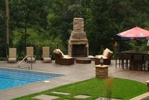 Elegant outdoor spaces / Landscaping