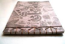 bookbinding <3 / by Kika Pereira De Sousa