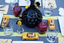 Party: New York State Of Mind~Dinner Party Theme