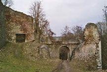 Donaustaufer Burg * Burgruine * and Walhalla **** / Museum Art *