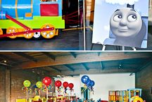 Birthday Party Ideas- Gavin / by Amy Rosen