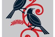 nz bird art