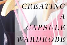 Capsule wardrobe for new me