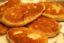Piroshki Baked And Fried