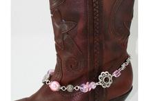 Boot Jewelry / by Barbara Elliott