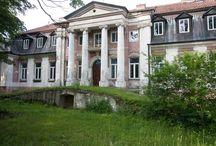Tęgoborze - Pałac