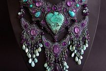 Amazing Jawdropping Art Work / Art Jewelry, Sculpture and Wall hangings that make my heart race and my jaw drop. Enjoy!