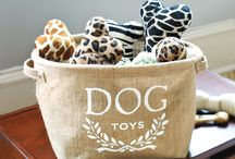 Doggie things
