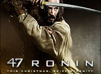 47 Ronin / Keanu Reeves makes an explosive return to action-adventure in 47 Ronin. After a treacherous warlord kills their master and banishes their kind, 47 leaderless samurai vow to seek vengeance and restore honor to their people. Driven from their homes and dispersed across the land, this band of Ronin must seek the help of Kai (Reeves)—a half-breed they once rejected—as they fight their way across a savage world of mythic beasts, shape-shifting witchcraft and wondrous terrors.  / by Universal Pictures