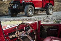Pickup trucks / Pickuper, panel- och wagon trucks