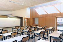 Aulas referentes ambientes educativos