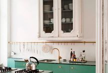 Creative Kitchens / by Carrie Crutchfield