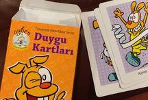 Ayben ile Etkinlikler ve Oyunlar / Terapötik Materyaller,Kitaplar, Oyunlar, Kartlar, Kutu Oyunları, Kart Oyunları
