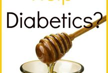 Diabetes Info / by Chauncey Hollister