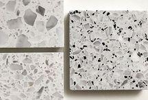 Materials - stone - terrazzo