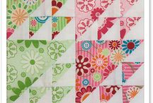 Quilt - Farmers Wife / Farmers Wife quilt blocks